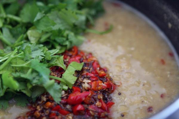 The Easiest Lentil Soup