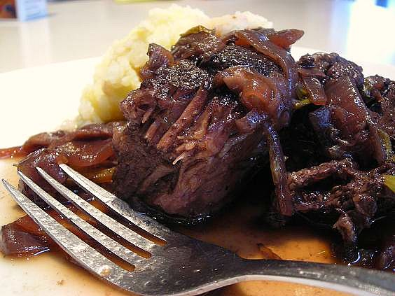 Spiced Short Ribs