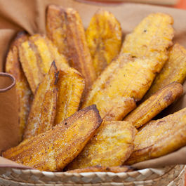 Salted Plantains