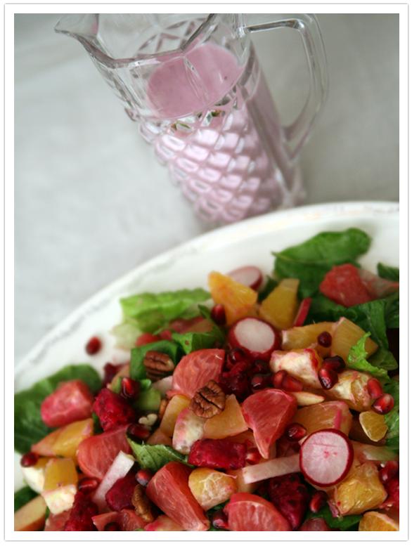 Ensalada de Noche Buena (Christmas Eve Salad)