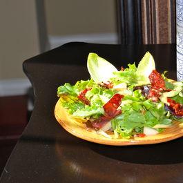 Apple Maple Prosciutto Salad