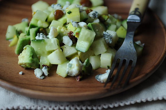 Shades of Green Chopped Salad from Food52