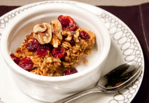 Hearty Baked Oatmeal