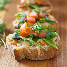 Southwest BLT Crostini