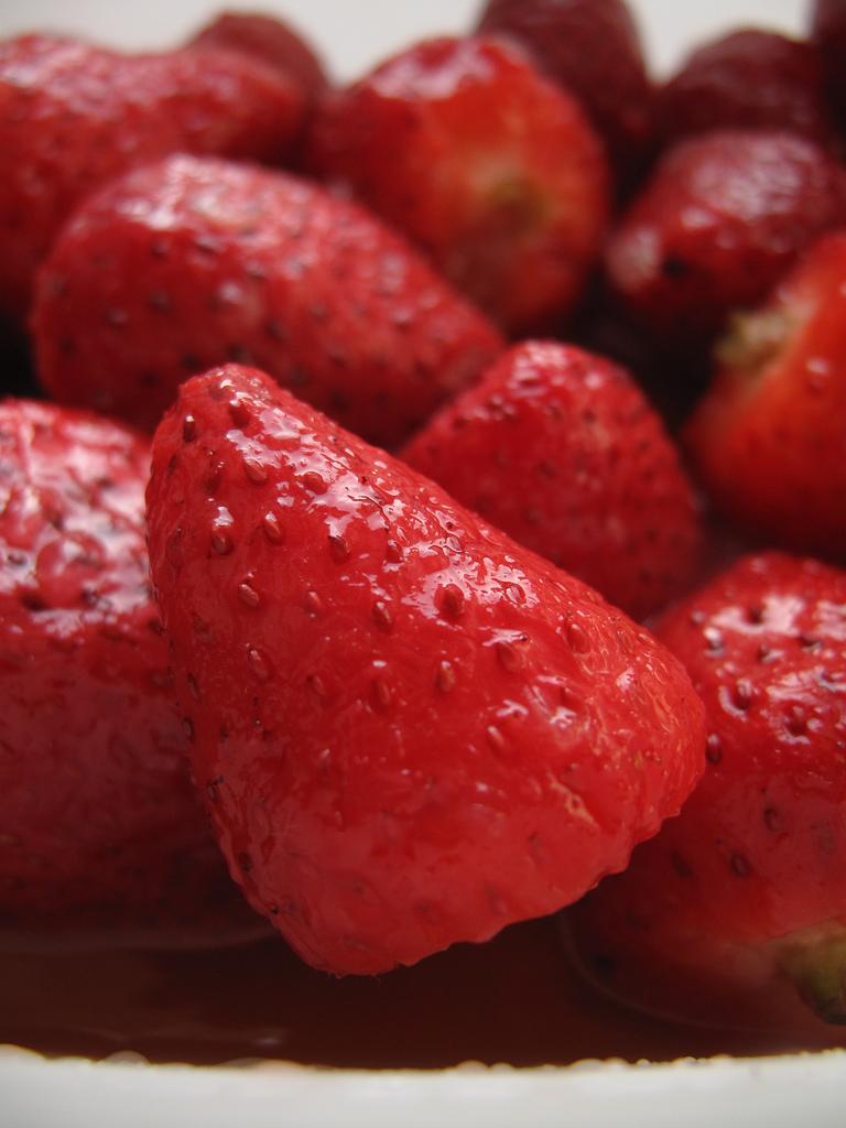 Strawberry Cardamom 'Smoothie' Jam