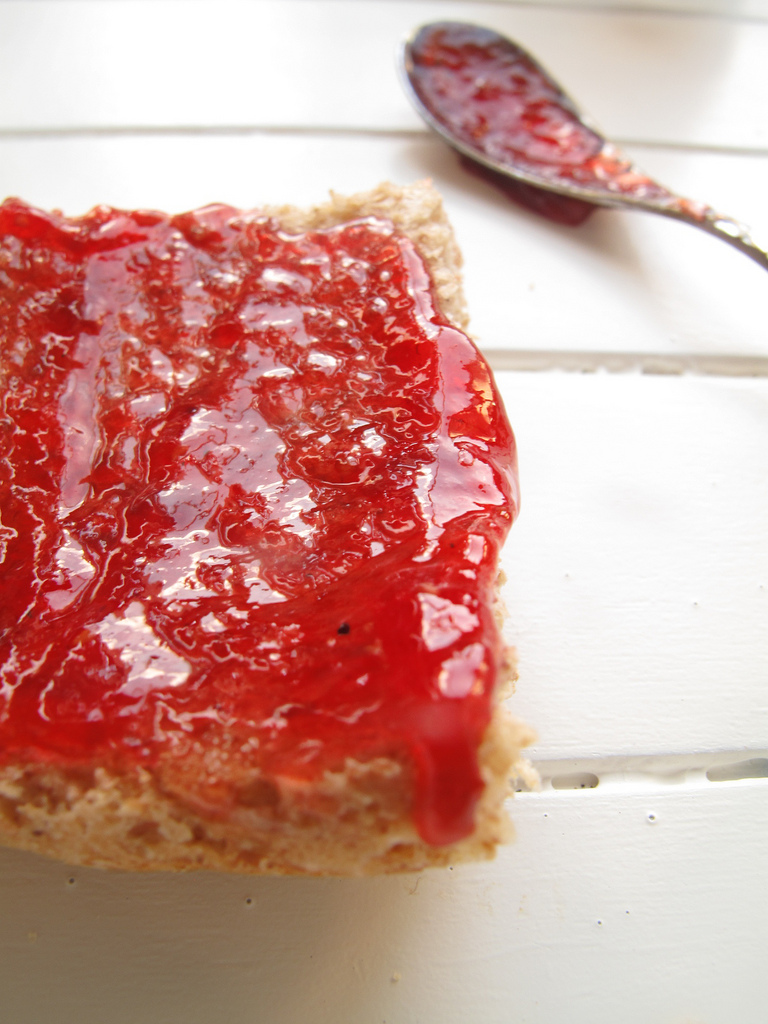 Strawberry Cardamom 'Smoothie' Jam