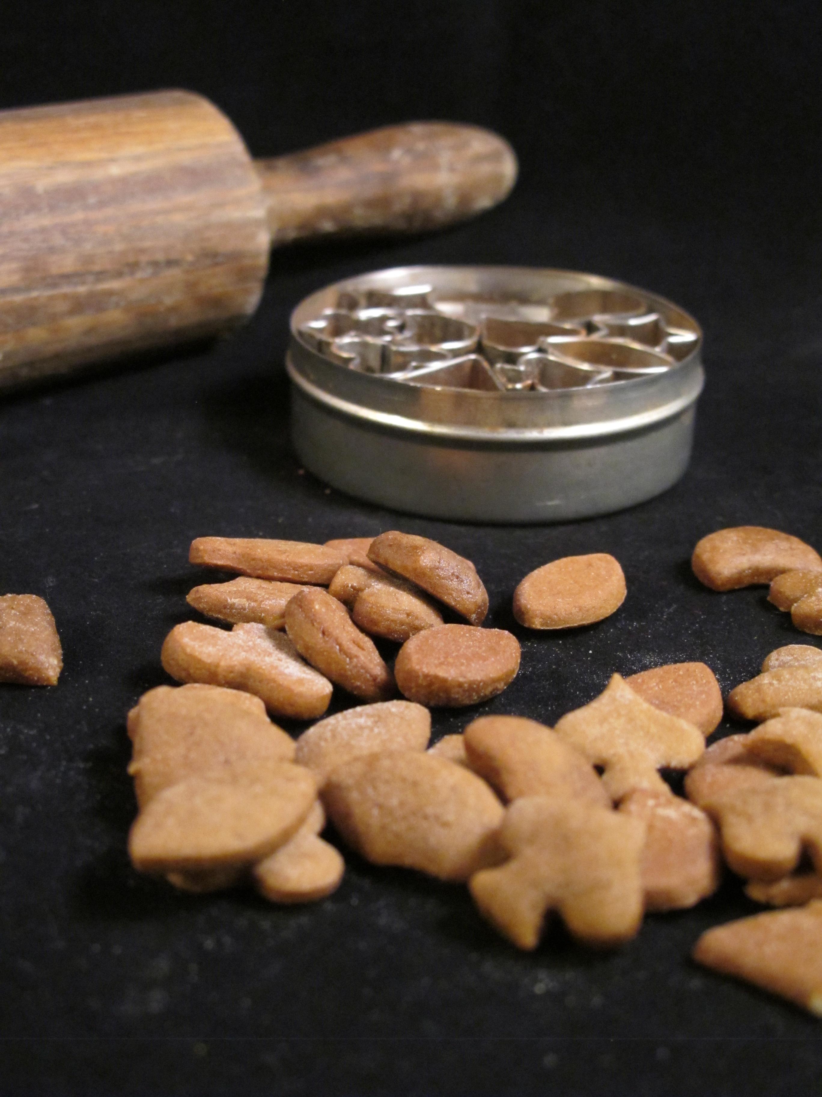 Swiss Spice Cookie