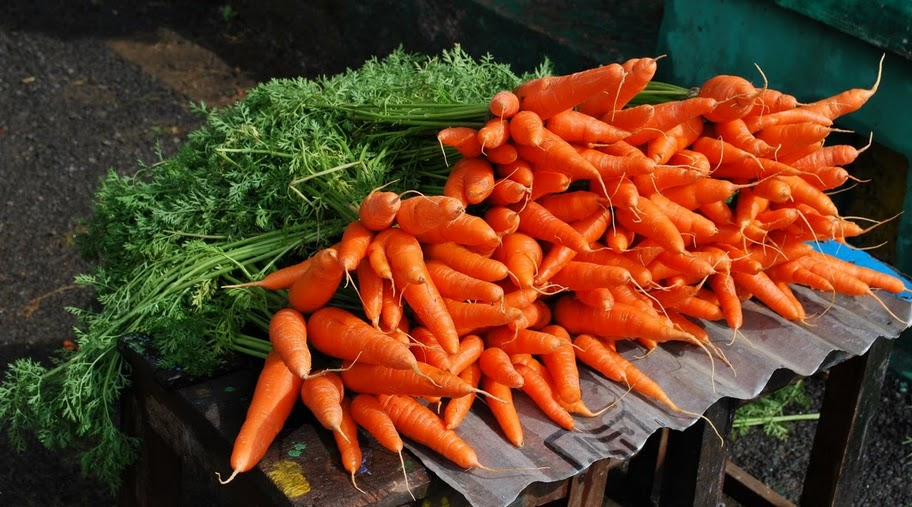 Carrot Sweet(Gajar ka Halwa.)