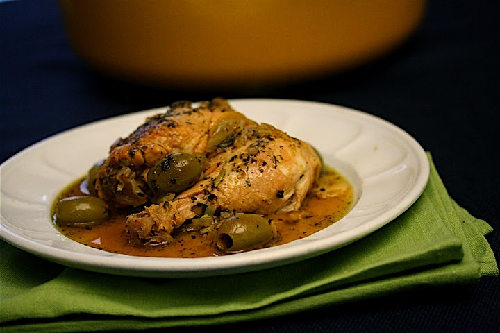 Chicken Tagine With Green Olives And Preserved Lemon Recipes ...