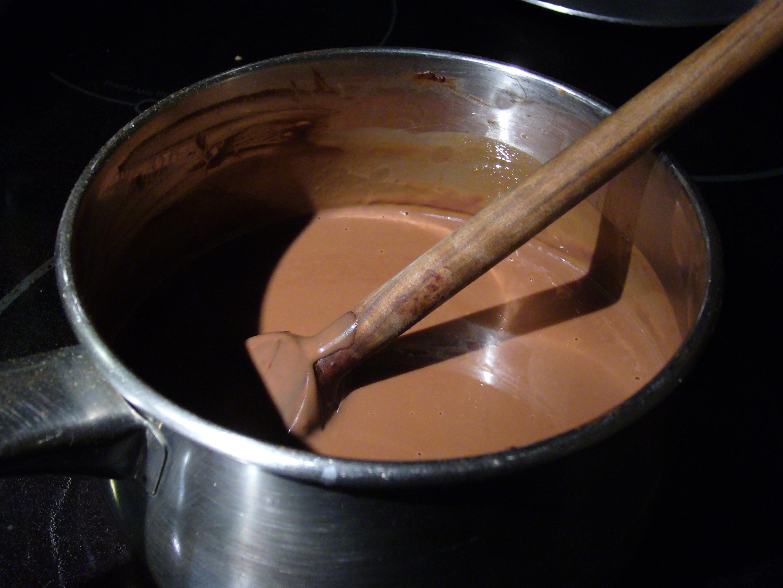 Thick Hot Chocolate