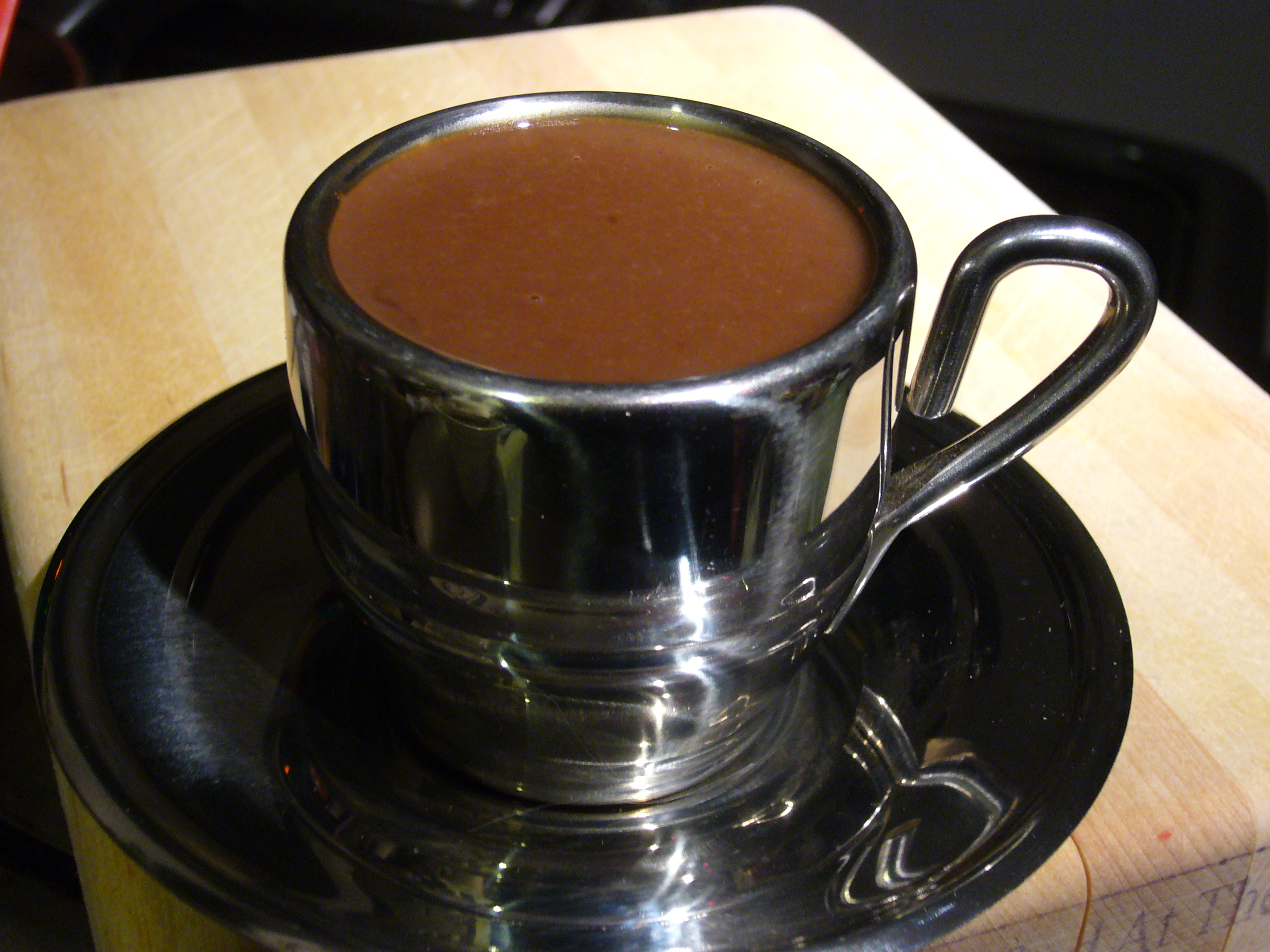 Thick Hot Chocolate