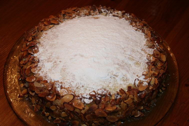 Jerusalem Olive Oil Cake