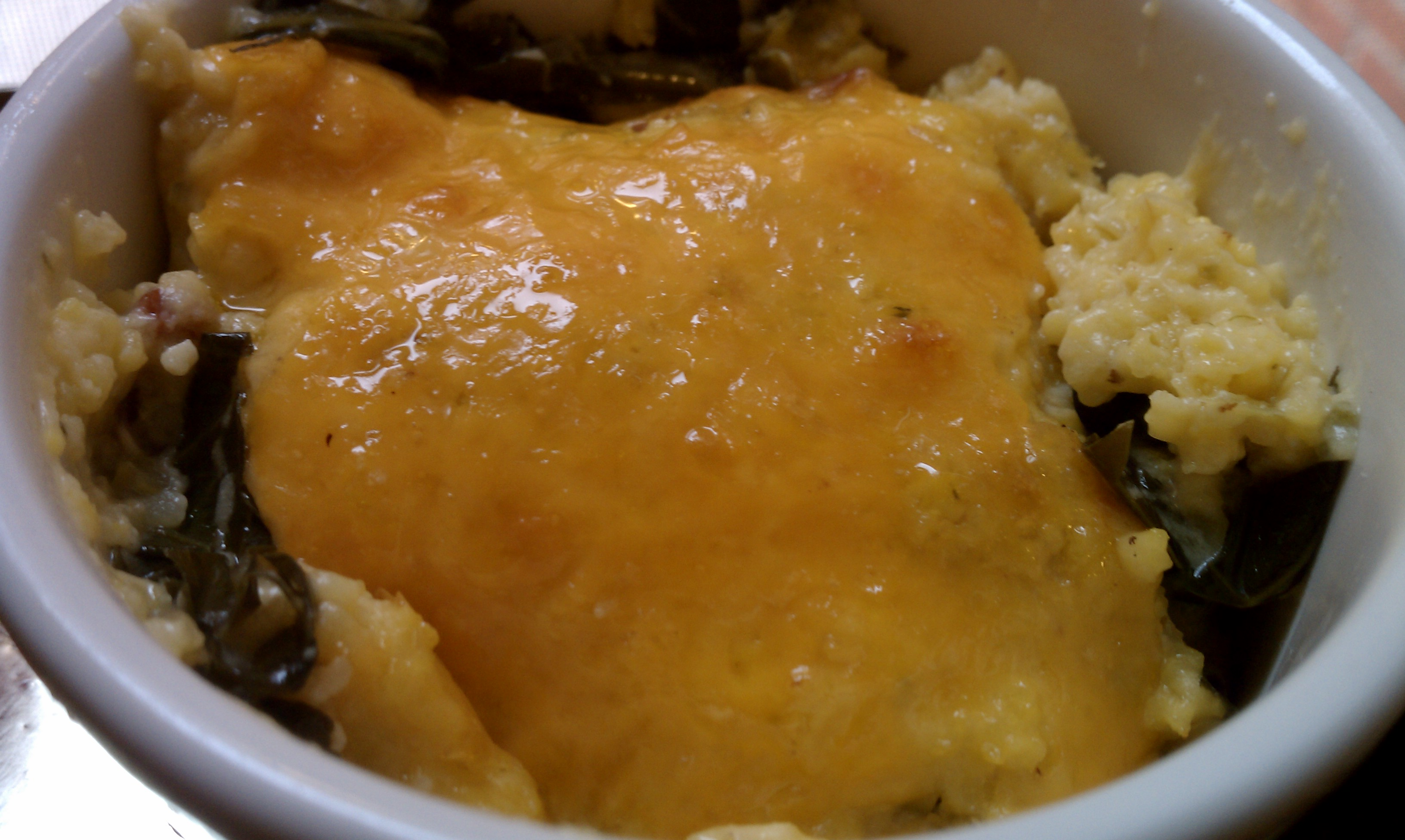 Mrs Payson's SPAM And Grits Brunch Casserole Recipes — Dishmaps