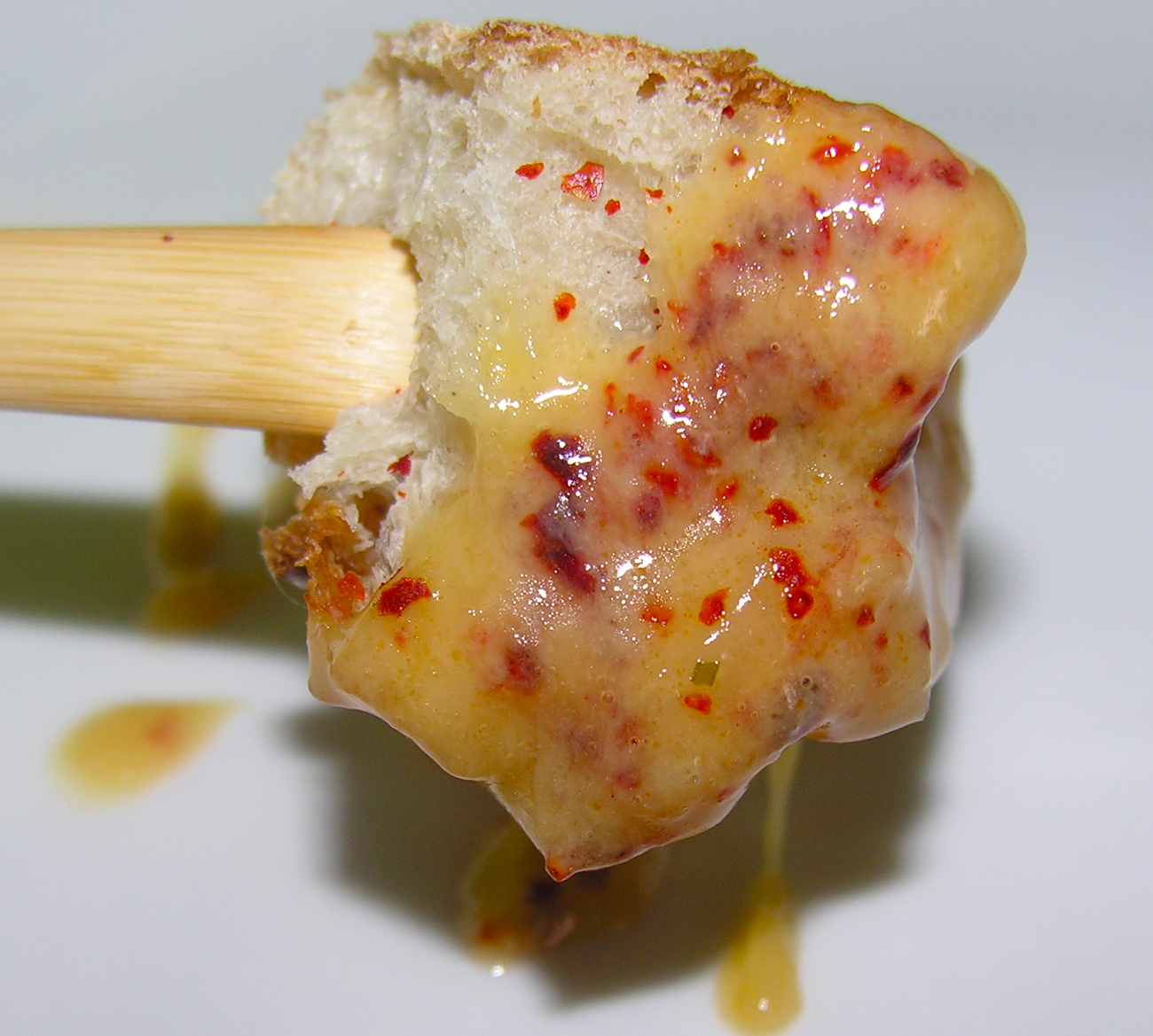 Peppered New England Thyme Fondue