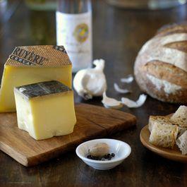 Porcini Cheese Fondue - à la Suisse