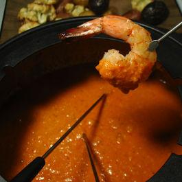 Spanish-fondue