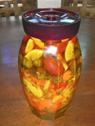 Moroccan Mixed Pickles