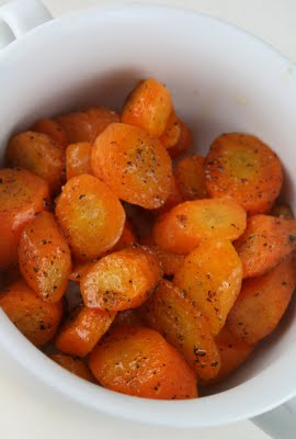 Spicy Cumin Roasted Carrots
