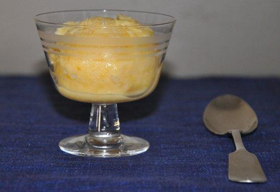 Orange Buttermilk Sherbet Recipe on Food52