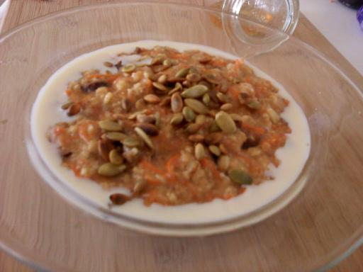 Carr-oatmeal