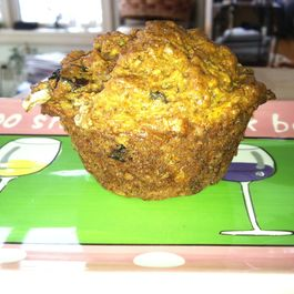 Marian's Morning Glory Muffins