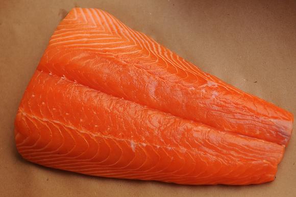 Salmon Pasta