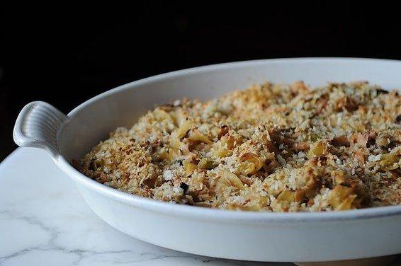 Tuna Noodle Casserole - Redux