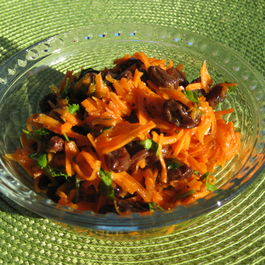 Carrot and Raisin Salad