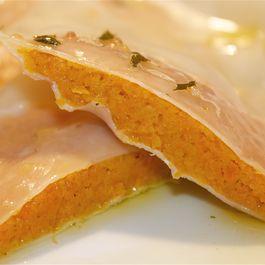 Moroccan-Spiced Carrot Ravioli