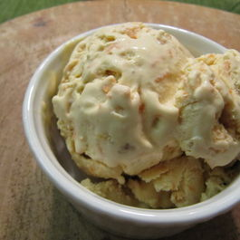 Carrot Cake Ice Cream