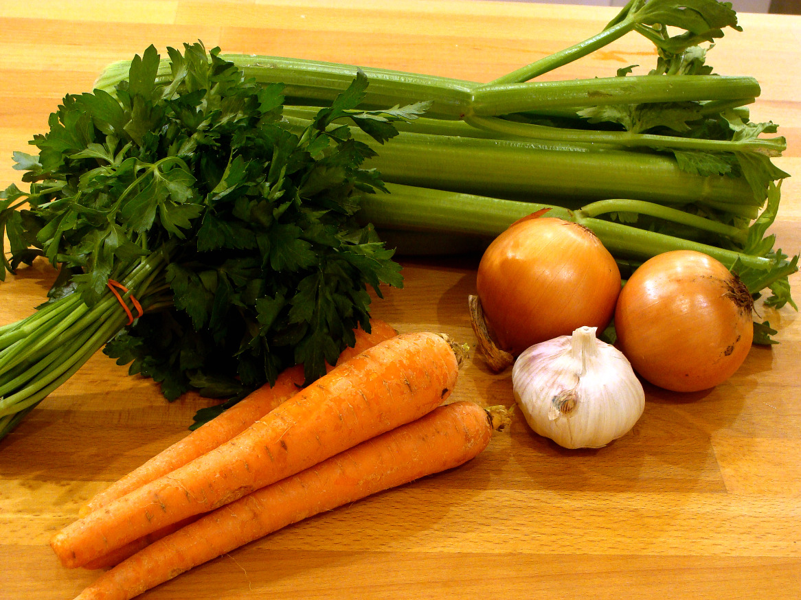 Easy Everyday Vegetable Stock