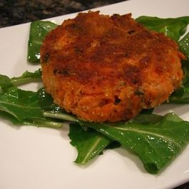 Salmon Cakes for a Busy Week