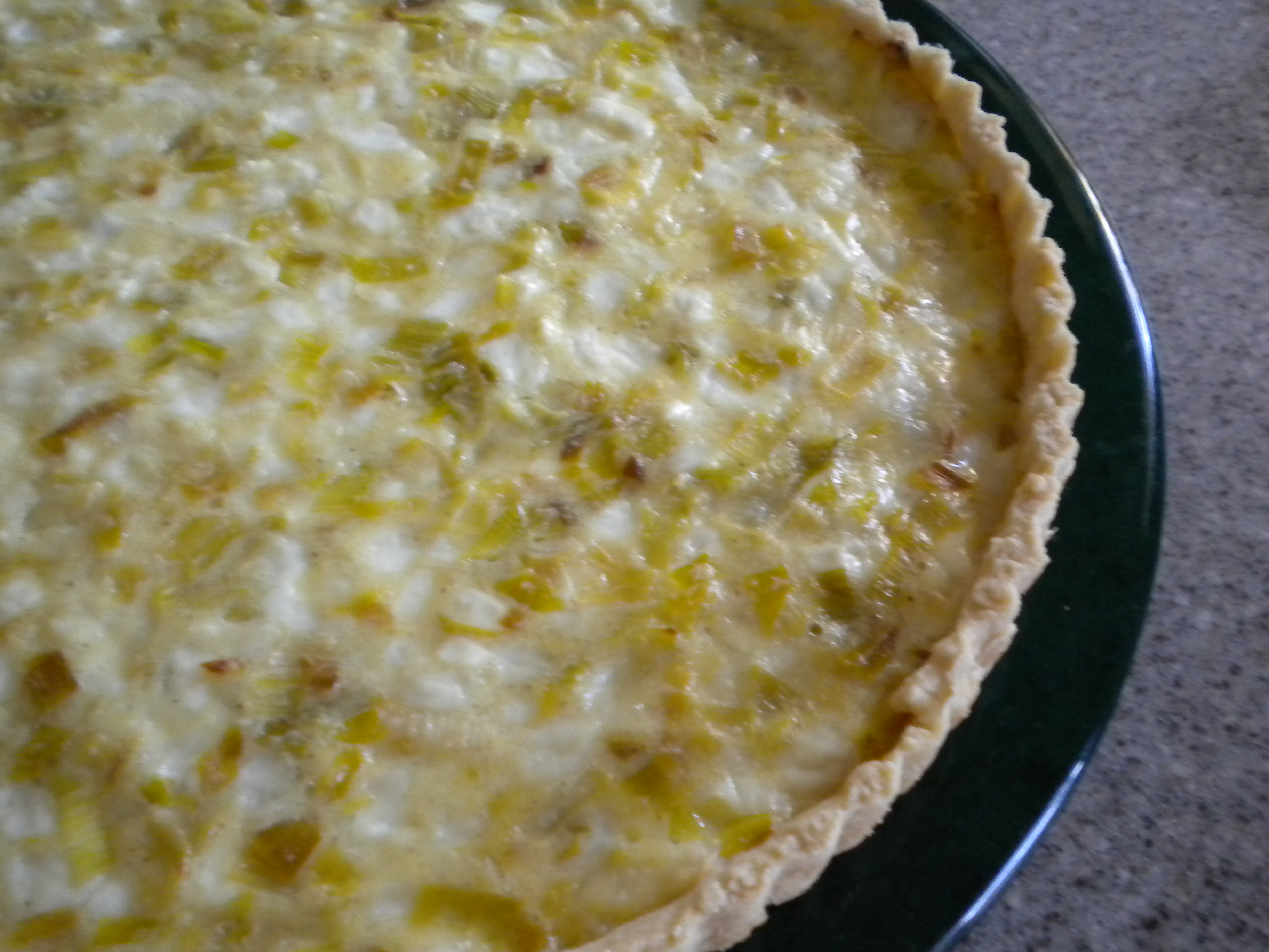 Leek Tart Almost Like Banitsa
