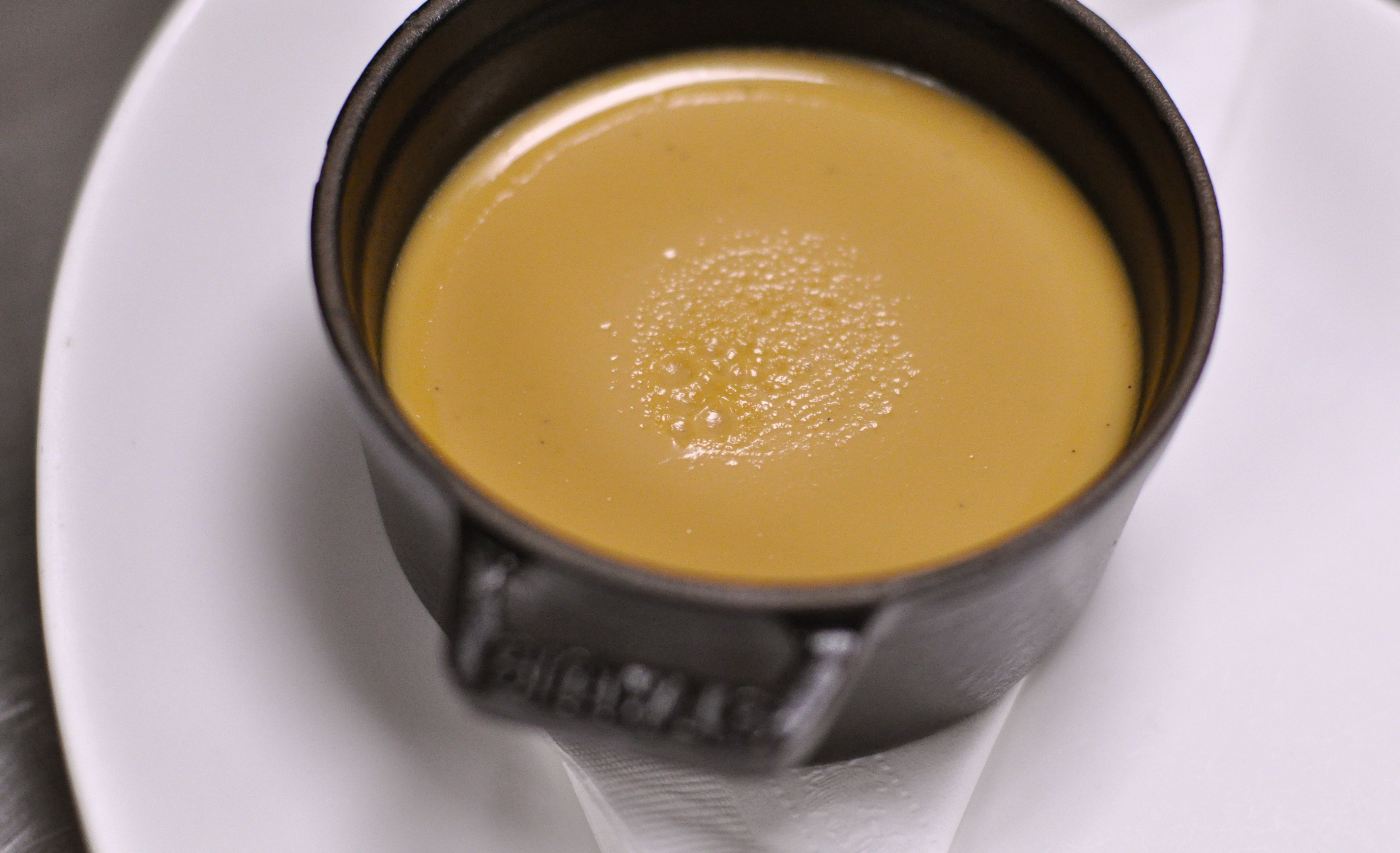 Butterscotch Pot de Crème