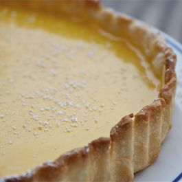 'Oh My Darling, Clementine' Tart