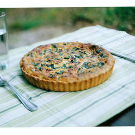 Savory Tarts & Quiches by Dawn