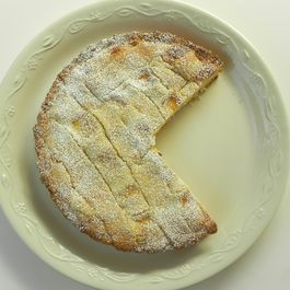 Crostata alla Ricotta and Chocolate Chips