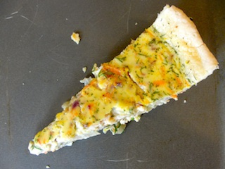 Fraiche Start Carrot Quiche