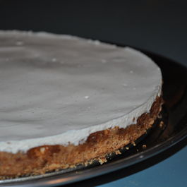 Simply Ricotta Cheesecake