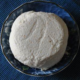 Savory Cashew-Infused Chhena