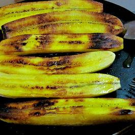 Banana Flambe