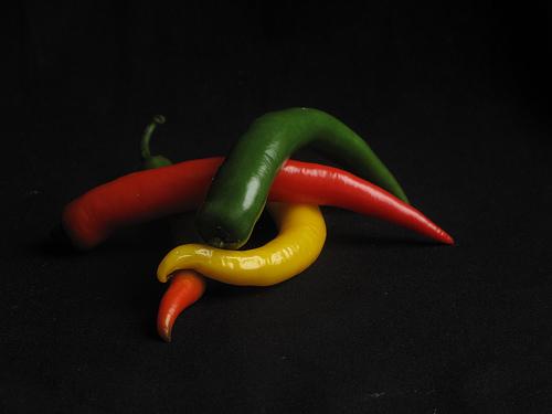 Rainbow Sriracha & Chili Paste
