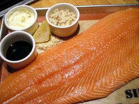 Salmon-prep