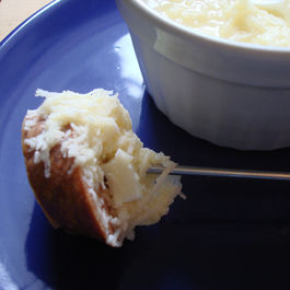Slovenian Horseradish Dip