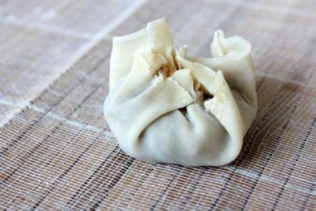 """Peking"" Pork Dumplings"