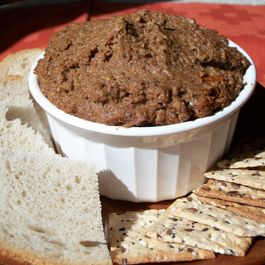 Oyster Mushroom and Hazelnut Spread