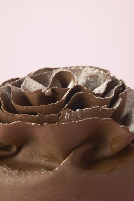Shunt-éclair. Flourless cake for Passover.