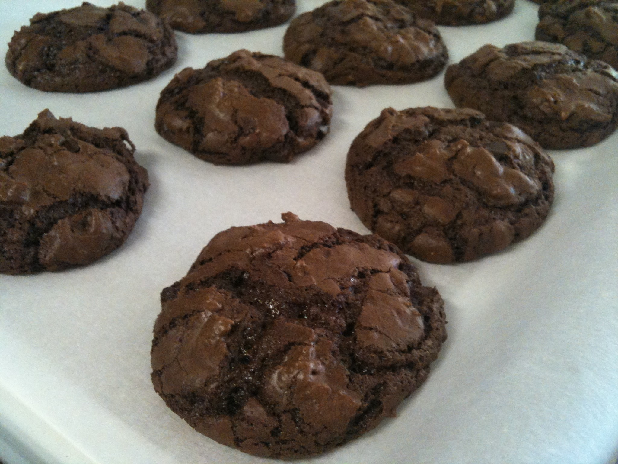 Triple Chocolate Espresso Cookies Recipe on Food52