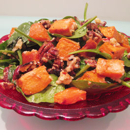 Pecan-and-sweet-poato-salad