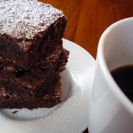 Chocolate & Coffee Brownies